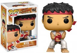 Фигурка Funko POP Games Street Fighter: Ryu Special Attack (Exc) (9,5 см)