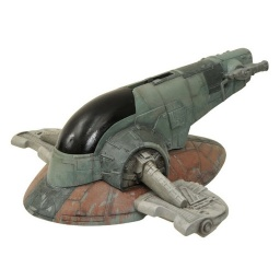 Фигурка-копилка Star Wars: The Empire Strikes Back. Slave-1 Vehicle Bank (15 см)