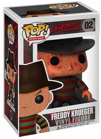 Фигурка A Nightmare On Elm Street: POP Movies: Freddy Krueger (9,5 см)