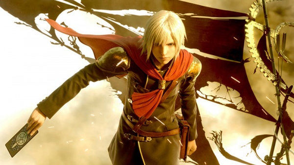 Final Fantasy Type-0 HD [PS4]