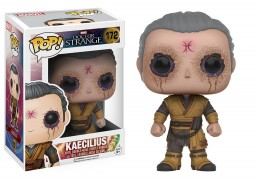Фигурка Funko POP Marvel: Doctor Strange – Kaecilius Bobble-Head (9,5 см)