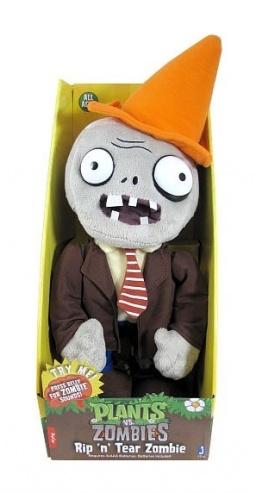 Растения против зомби купить игрушки мягкие
