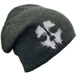 Шапка вязаная Call of Duty. Ghost Beanie Skull