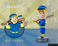 Фигурка Fallout 4 Vault Boy 111 Bobbleheads: Series Four – Big Leagues (13 см)