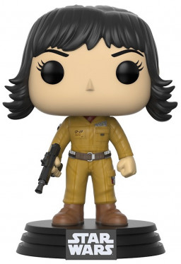 Фигурка Funko POP: Star Wars – Rose Bobble-Head Exclusive (9,5 см)