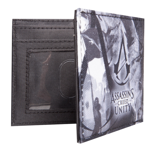 Кошелек Assassin's Creed Unity. Sublimated Bifold Wallet