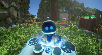 Astro Bot Rescue Mission (только для PS VR) [PS4]