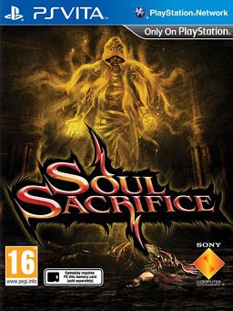 Soul Sacrifice [PS Vita]