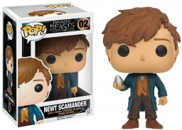 Фигурка Funko POP: Fantastic Beasts And Where To Find Them – Newt Scamander With Egg (9,5 см)