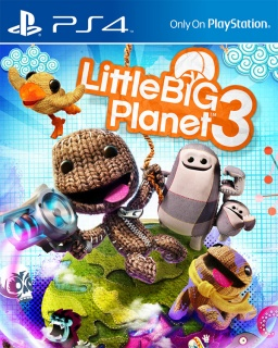 LittleBigPlanet 3 [PS4] – Trade-in | Б/У