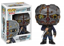 Фигурка Funko POP Games: Dishonored 2 – Corvo (9,5 см)