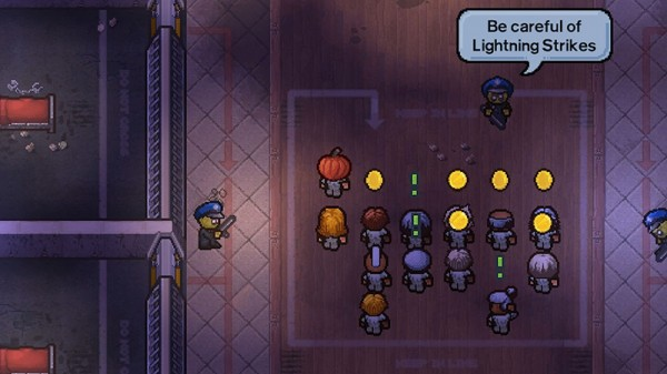 The Escapists 2. Wicked Ward. Дополнение [PC, Цифровая версия]