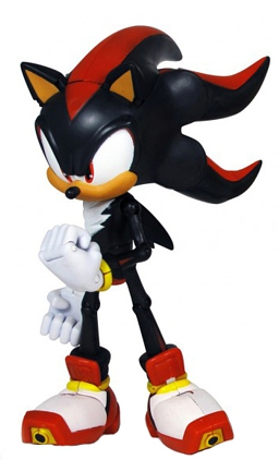 Фигурка Sonic. Super Poser Shadow (16 см)