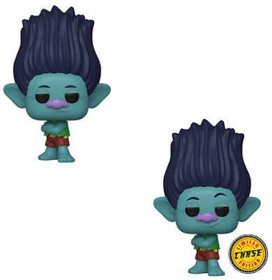 Фигурка Funko POP Movies: Trolls World Tour – Brunch With Chase (9,5 см)