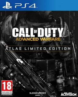 Call of Duty: Advanced Warfare. Atlas Limited Edition [PS4]