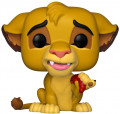 Фигурка Funko POP Disney: Lion King – Simba (9,5 см)