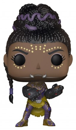 Фигурка Funko POP: Marvel Black Panther – Shuri Bobble-Head (9,5 см)