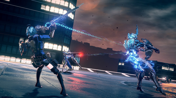 Astral Chain [Switch]