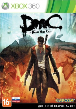 DmC Devil May Cry [Xbox 360]