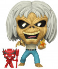 Фигурка Funko POP Rocks: Iron Maiden – The Number Of The Beast Eddie (9,5 см)