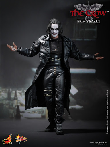 Фигурка The Crow 1/6. Eric Draven (30 см)