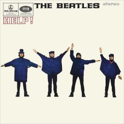The Beatles. Help! Original Recording Remastered (LP)