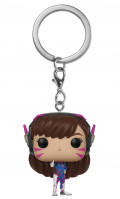 Брелок Funko POP: Overwatch – D.Va