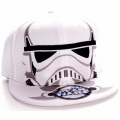 Бейсболка Star Wars. Trooper Mask (белая)