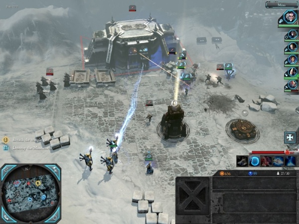Warhammer 40 000. Dawn of War II. Retribution. Набор Эльдары [PC, Цифровая версия]