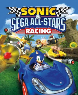 Sonic & SEGA All-Stars Racing [PC, Цифровая версия]