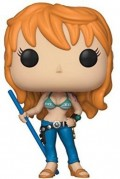 Фигурка Funko POP Animation: One Piece – Nami (9,5 см)