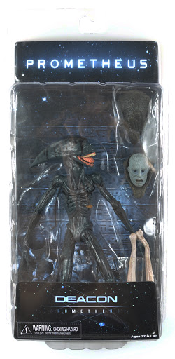 Фигурка Prometheus Series 2 Deacon Deluxe (18 см)