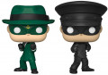 Фигурка Funko POP Television: The Green Hornet – The Green Hornet And Kato (9,5 см) (2-Pack)