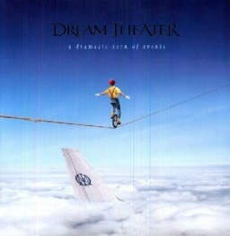Dream Theater. A Dramatic Turn Of Events (2 LP)