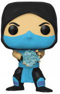 Фигурка Funko POP Games: Mortal Kombat – Sub-Zero (9,5 см)