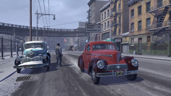 Mafia II: Director's Cut [MAC]