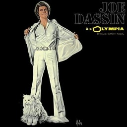Joe Dassin – A l'Olympia (2 LP)