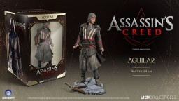 Фигурка Assassin's Creed  (Кредо убийцы) Aguilar (24 см)