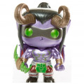 Фигурка Funko POP: World of Warcraft – Illidan Blizzard 30th Anniversary Metallic Exclusive (9,5 см)
