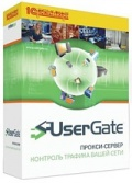 UserGate Proxy & Firewall 6.X + Panda Antivirus (Unlimited)