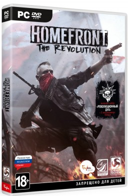 Homefront: The Revolution. Day One Edition [PC]