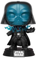 Фигурка Funko POP: Star Wars – Darth Vader Electrocuted Bobble-Head (9,5 см)