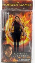Фигурка The Hunger Games Series 2 Katniss In Training Outfit (18 см)