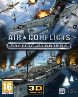 Air Conflicts. Pacific Carriers. Асы Тихого океана [PC, Цифровая версия]