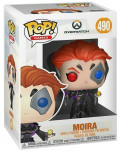 Фигурка Funko POP Games: Overwatch – Moira (9,5 см)