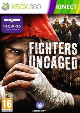 Fighters Uncaged (только для Kinect) [Xbox 360]