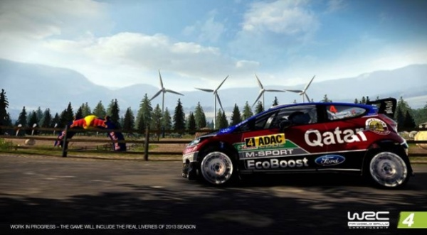 WRC FIA World Rally Championship 4 [PS3]