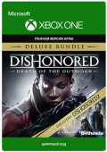 Dishonored: Death of the Outsider. Deluxe [Xbox One, Цифровая версия]