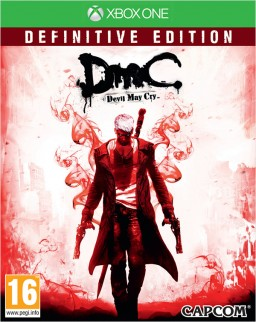 DmC Devil May Cry. Definitive Edition [Xbox One]