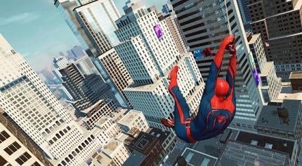 скачать бесплатно новый человек паук игра - фото 7